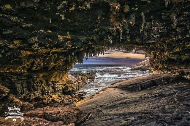Italian Dreamtime: l'Australia Meridionale - Kangaroo Island, Admiral's Arch