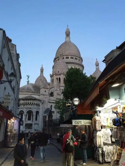 Montmartre, Parigi