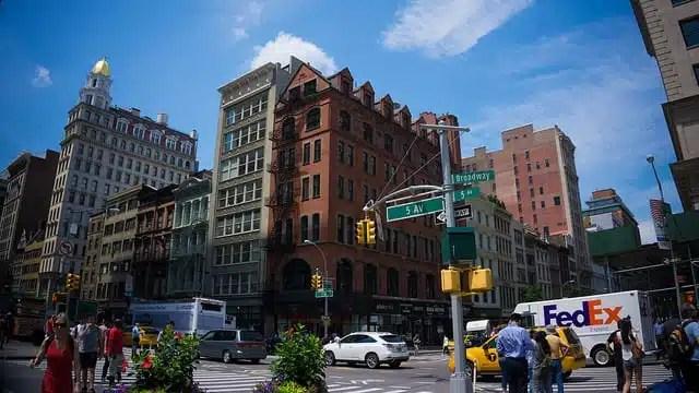 Broadway, New York City, USA