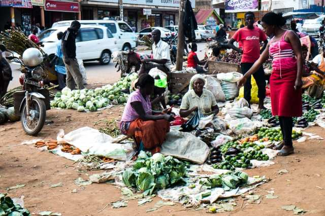 Mercato - Uganda