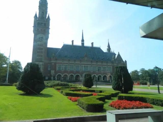 Palazzo della Pace - L'Aia, Olanad
