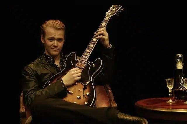 Joel Svensson - Jazza Festival - Svezia