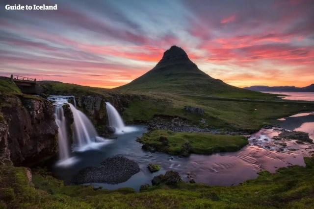 Penisola di Snæfellsnes Islanda