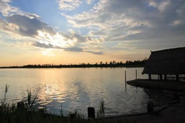 La laguna di Caorle