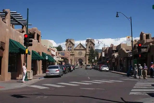 ESTA - Viaggiare negli USA - Santa Fe