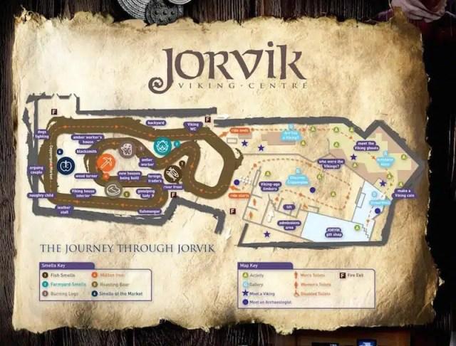 Jorvik Viking Centre - York, Inghilterra