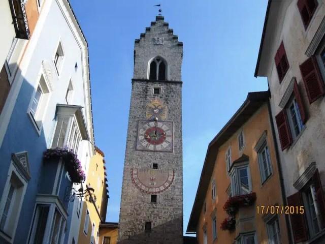Torre delle Dodici - Vipiteno (Ciclovia dell'Amicizia)