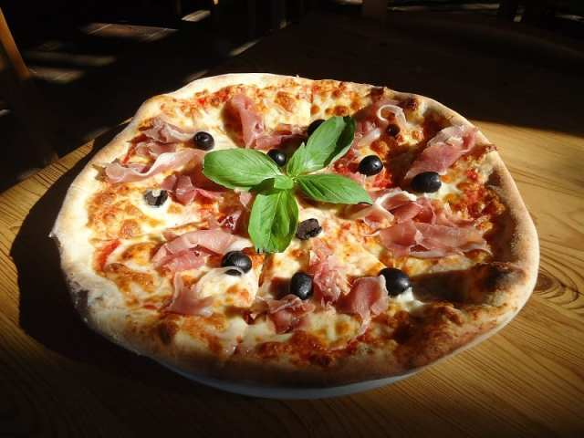 La pizza in Italia