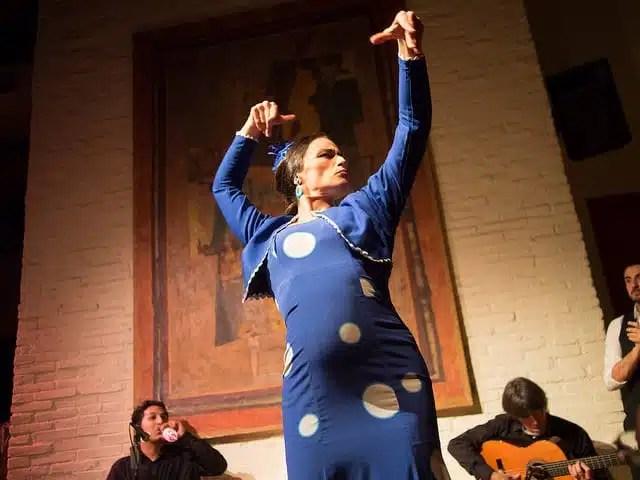 Barcellona_flamenco Tablao de Carmen_Yuxuan Wang