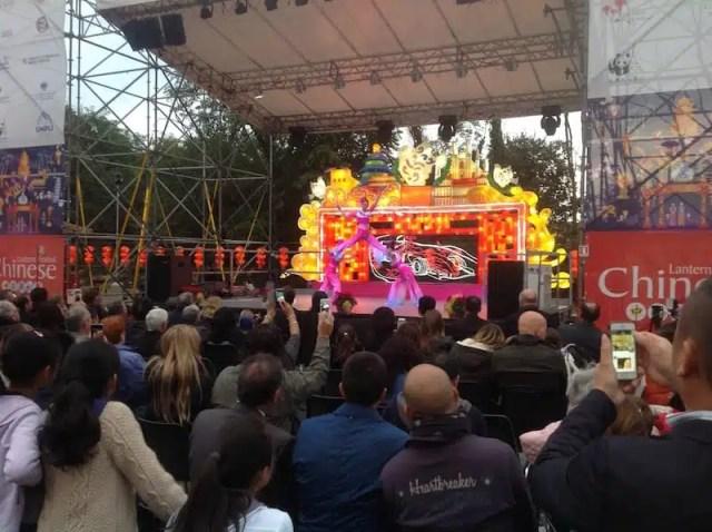 Festival delle Lanterne Cinesi a Monza