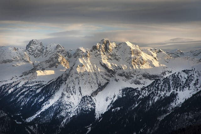 Dolomiti - Natale in Val Gardena