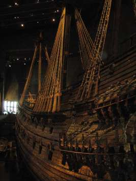 Museo del Galeone Vasa - Stoccolma, Svezia