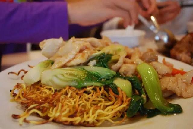 Cucina Fusion | Noodles cinesi