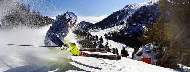 Obereggen, piste da sci