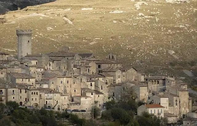 Santo Stefano di Sessanio_Angelo Amboldi