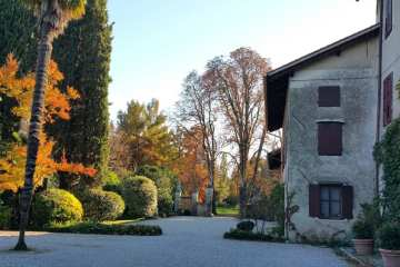 Friuli in autunno e le opere artigianali di Strassoldo (immagine di Rita Fortunato)