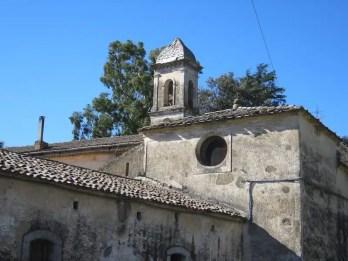 Abbazia di San Salvatore Telesino - Benevento, Campania
