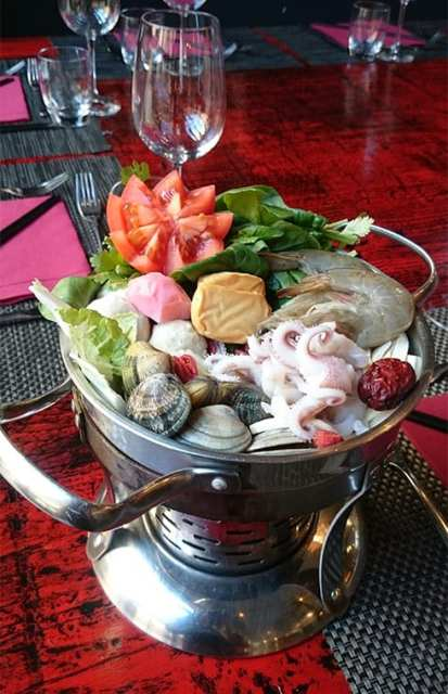 Cucina Fusion | Zuppa Huo Guo