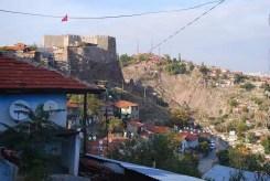 Castello di Ankara - Turchia
