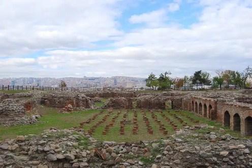 Bagni Romani - Ankara, Turchia