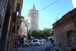 Torre di Galata - Istanbul, Turchia