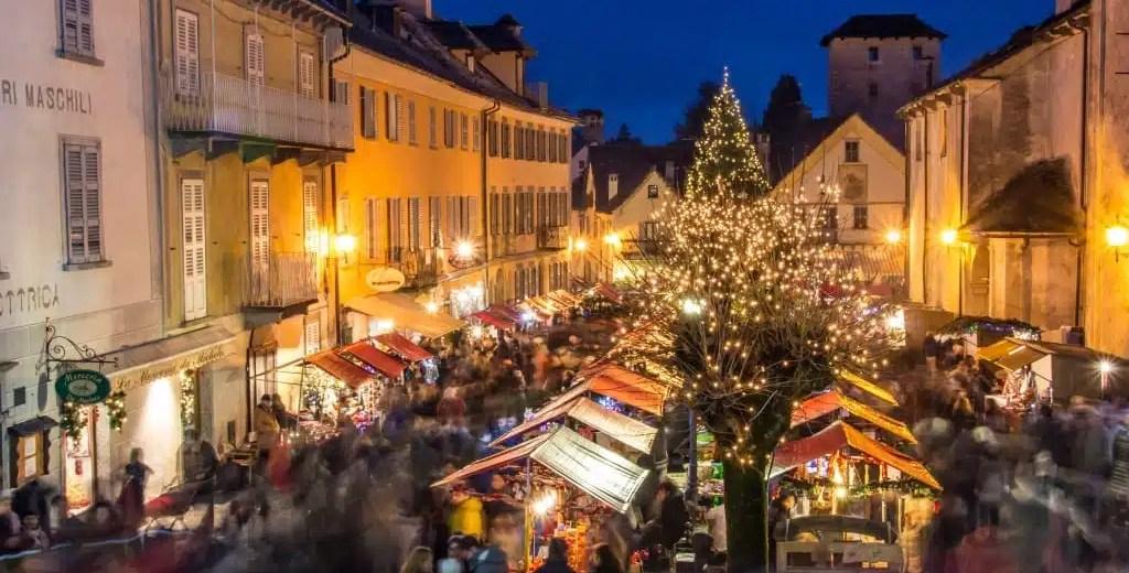 Mercatini Di Natale Piemonte.Santa Maria Maggiore Il Mercatino Di Natale Piu Vivace Del