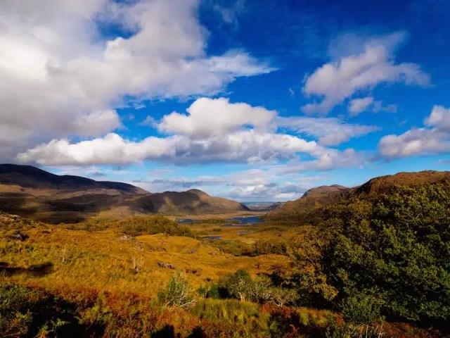 Laghi di Killarney, Contea di Kerry - Irlanda