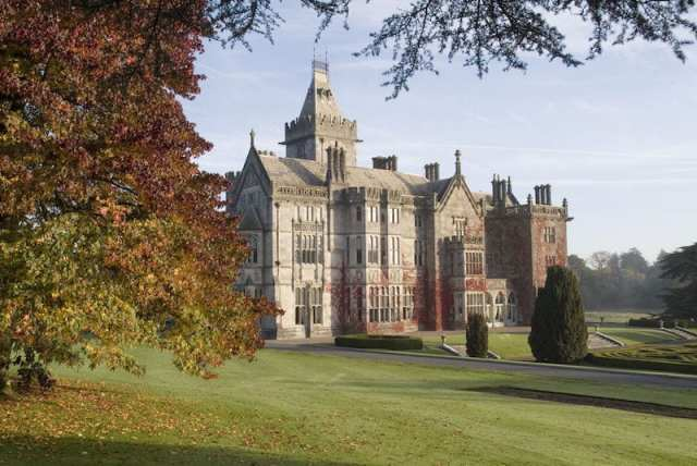 Adare Manor, Contea di Limerick - Irlanda