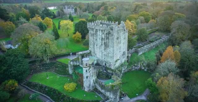 Blarney Castle, Contea di Cork - Irlanda