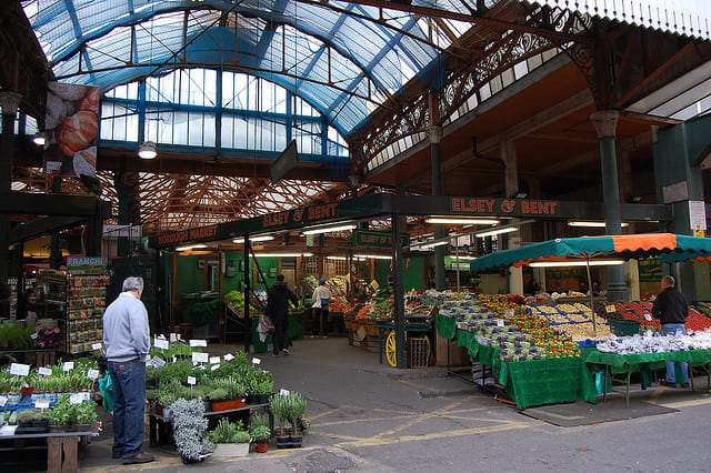 Borough Market - Londra, UK