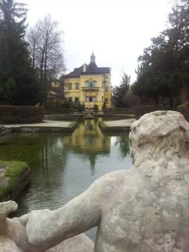 Avvento nel Salisburghese: Fontane di Hellbrunn