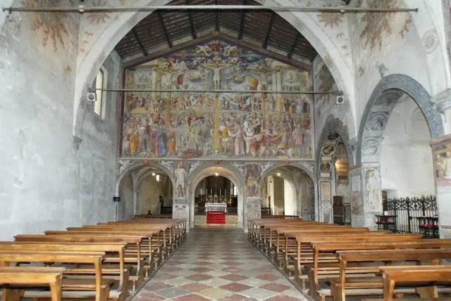 Chiesa di Santa Maria degli Angioli - Lugano, Svizzera