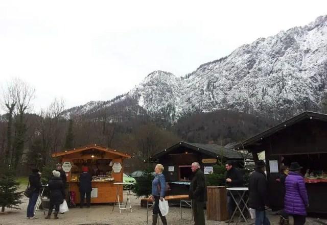 Avvento nel Salisburghese: mercatino di St. Leonhard