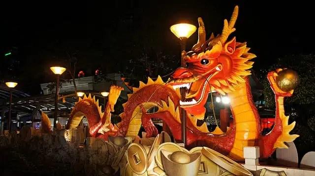 Capodanno cinese a Singapore