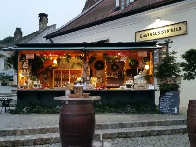 Burgerland, Austria - Mercatino di Natale