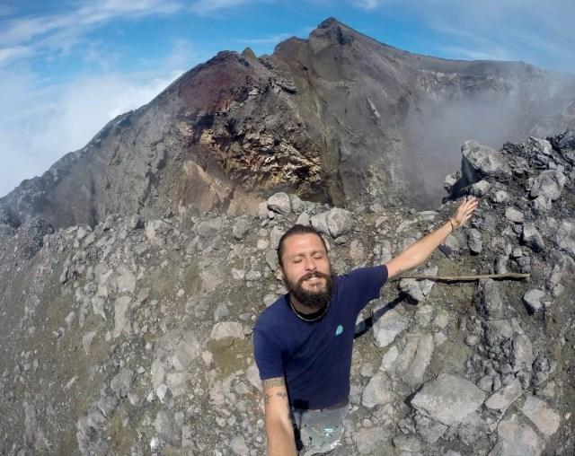 Claudio Pelizzeni - in viaggio con il diabete - Nicaragua