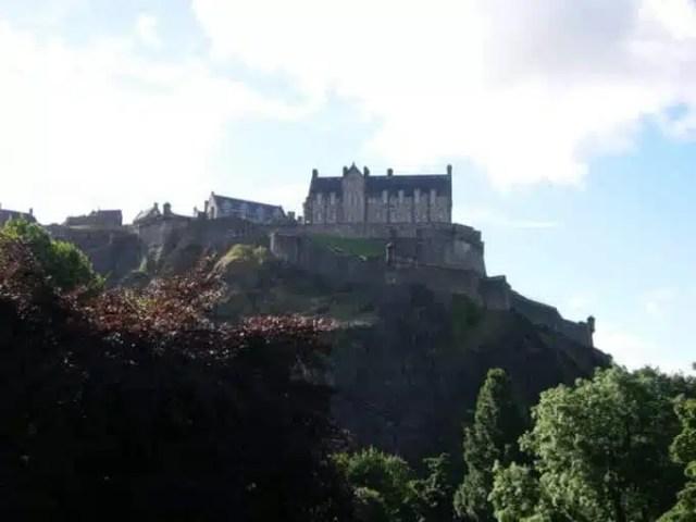 Edinburgh Castle - Edimburgo, Scozia