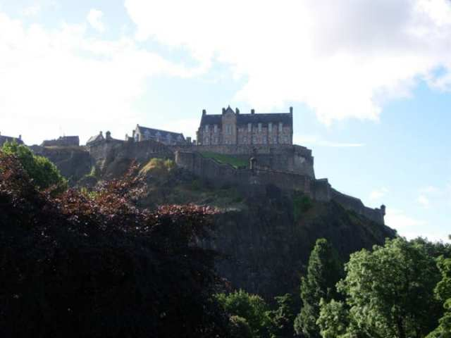 Edinburgh Castle - Edimburgo, Scozia