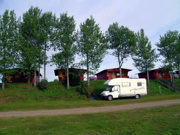 Rovaniemi - Finlandia in camper