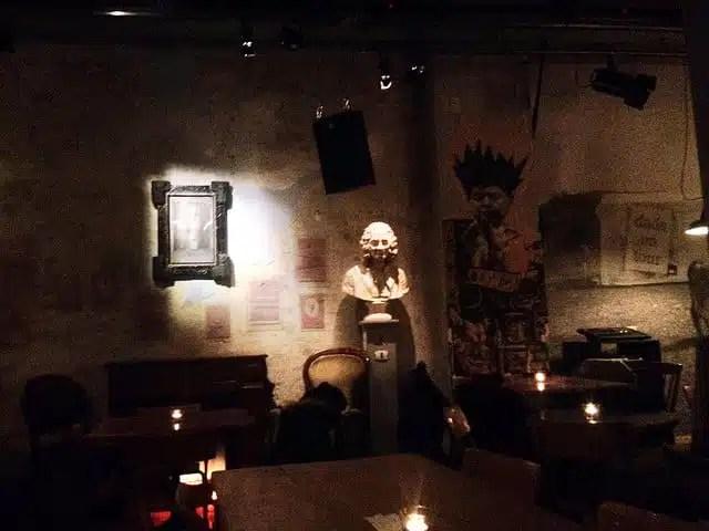 Cabaret Voltaire - Zurigo, Svizzera