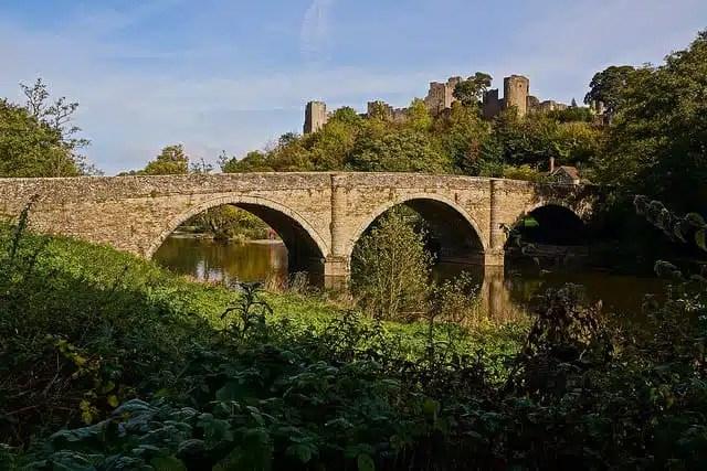 Castello di Ludlow, UK