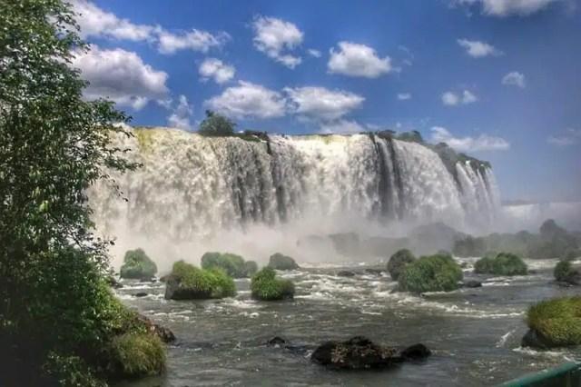 Cascate di Iguazú - Argentina