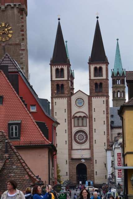 Duomo di Sankt Kilian - Würzburg, Germania
