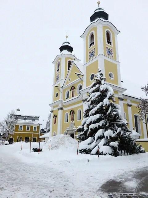 Chiesa di Maria Himmelfahrt - Sankt Johann, Tirolo, Austria