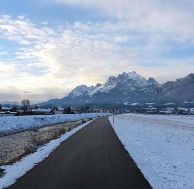 Wilder Kaiser - St Johann, Tirolo, Austria