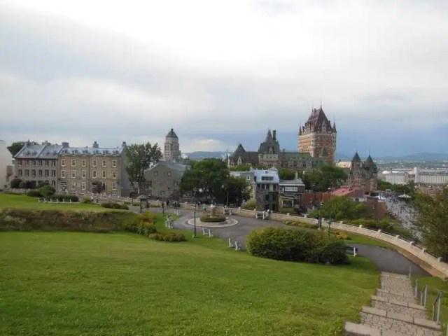 Chateau Frontanac - Québec City, Canada