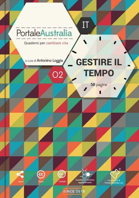 Porale Australia - Gestire il tempo