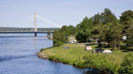 Ounaskoski - Finlandia in camper