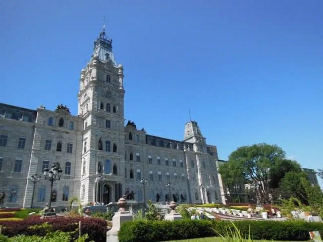 Parlamento - Québec City, Canada
