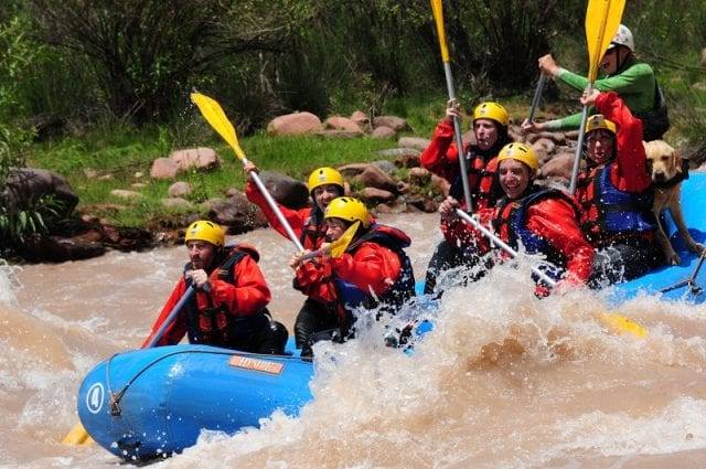 Rafting - Argentina